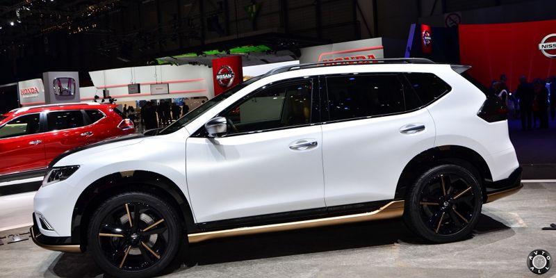 Nissan-X-TRAIL фото