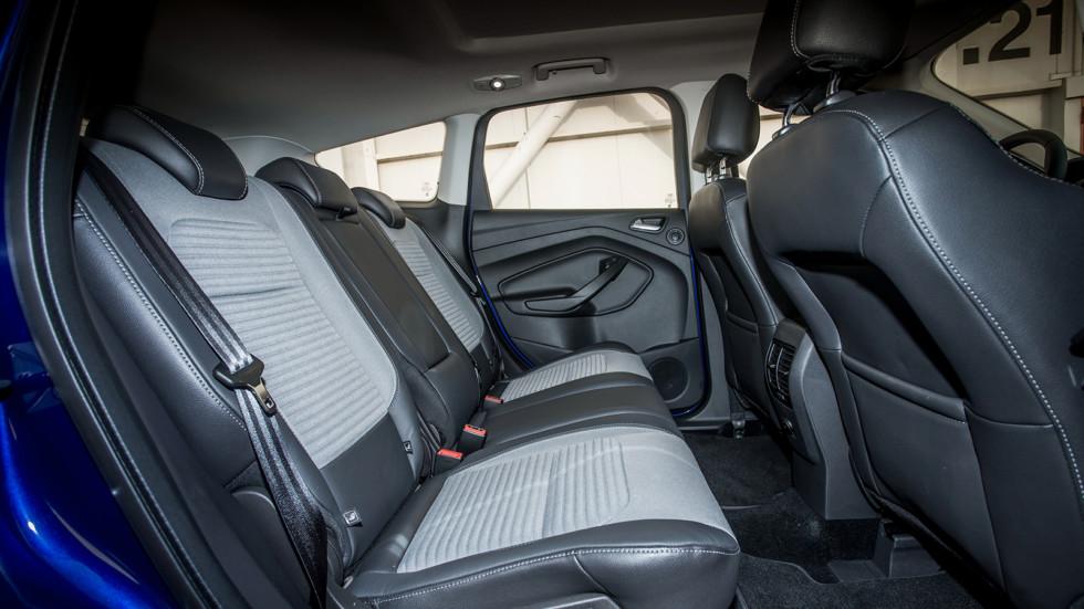 Ford Kuga обновился, но не изменился в цене