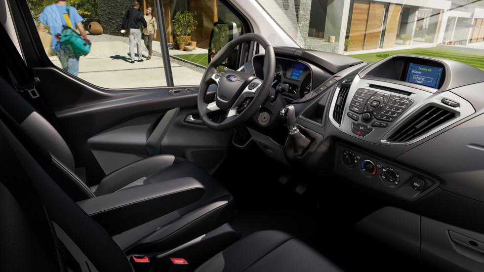 Американцы озвучили ценники российских версий Ford Transit  и Ford Tourneo
