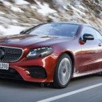 Новая генерация Mercedes E-ClassCoupe будет самой мощной с момента создания модели