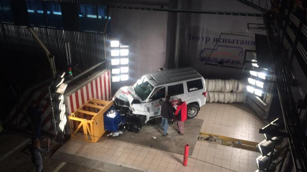 Обновленный УАЗ Патриот провалил тесты на прочность, а производители возмущены