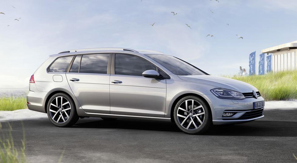 Менеджеры Volkswagen озвучили ценники на рестайлинговый VW Golf для немецкого авторынка