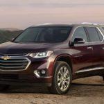 На мотор-шоу в Детройте дебютировал новый Chevrolet Traverse: его обещали подвезти и наши автодилеры
