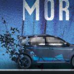 Китайская арт-студия Vilner представила кроссовер Acura MDX в необычном дизайне