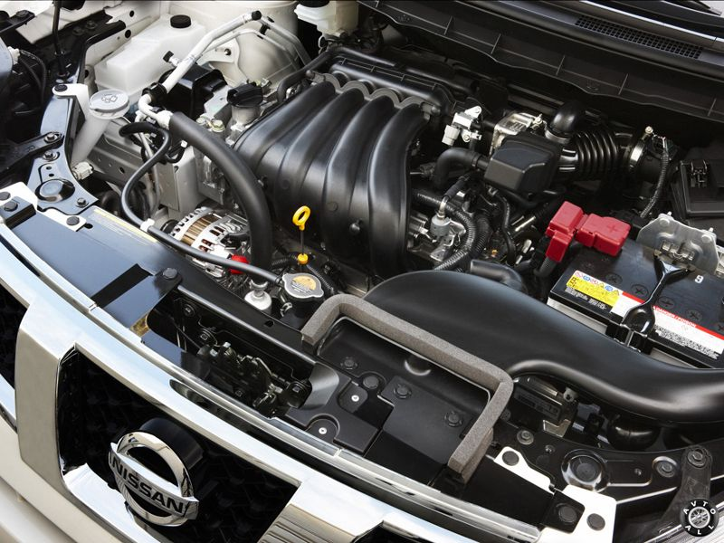 Nissan x-trail мотор