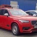 Шведы собираются превратить в грузовик свой премиум-кроссовер Volvo XC90