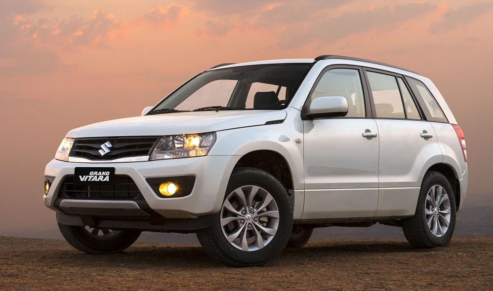 Японцы никак не могут решить, кроссовером будет новый Suzuki Grand Vitara или внедорожником