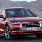Немцы объявили прайс-лист на новый Audi Q5