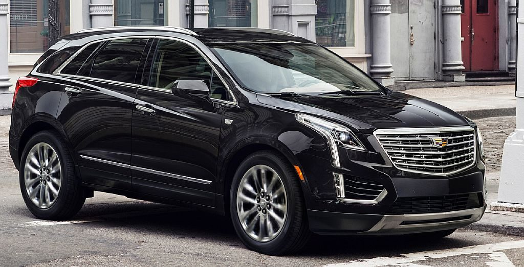 Американский Cadillac собирается осваивать сегмент компактных кроссоверов