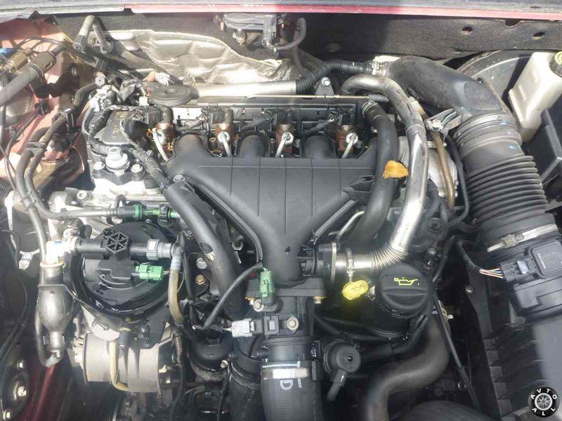 citroen c5 20 16v мотор