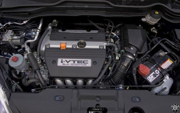 Honda CR-V мотор