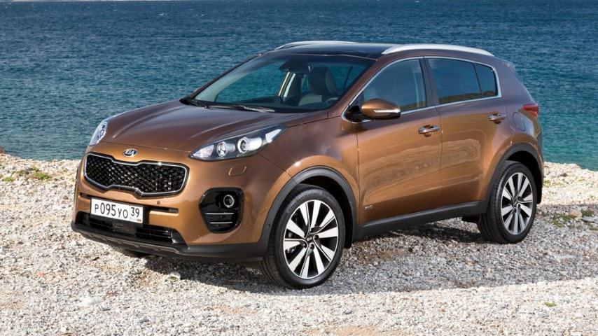 Корейская компания Kia Motors освежила российские версии вседорожников Киа Спортаж  и Киа Соренто