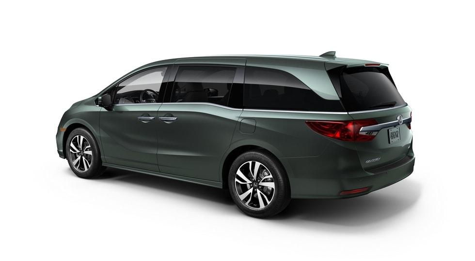 Пятое поколение Honda Odyssey продемонстрировали японцы на Детройтском мотор-шоу