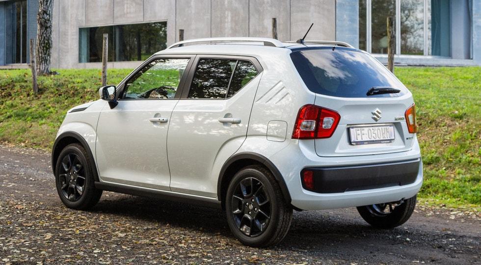 """Suzuki Ignis и Baleno: японский субкомпактный кросс и """"пятидверка"""" могут скоро приехать в Россию"""