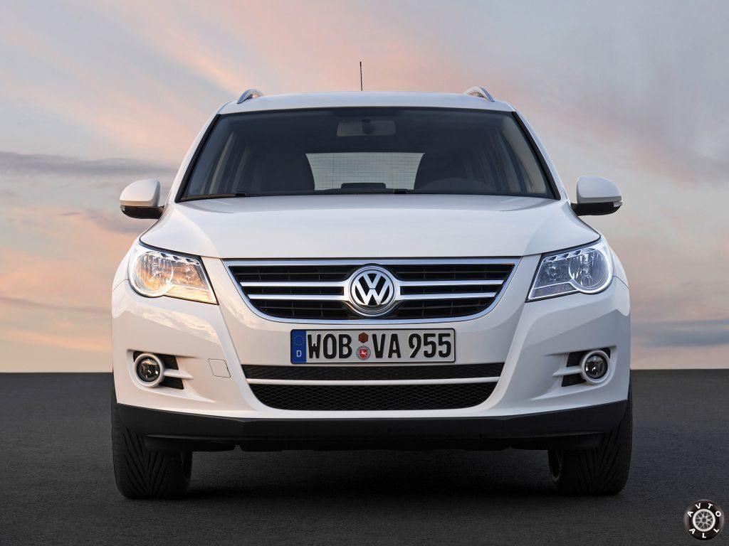 Volkswagen Tiguan фото