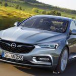 Немцы назвали силовые агрегаты и трансмиссию для нового Opel Insignia