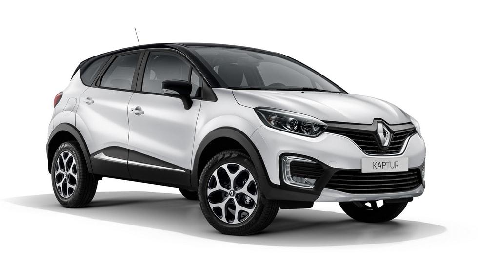 На мартовском Женевском авто-шоу французы покажут новый Renault Captur