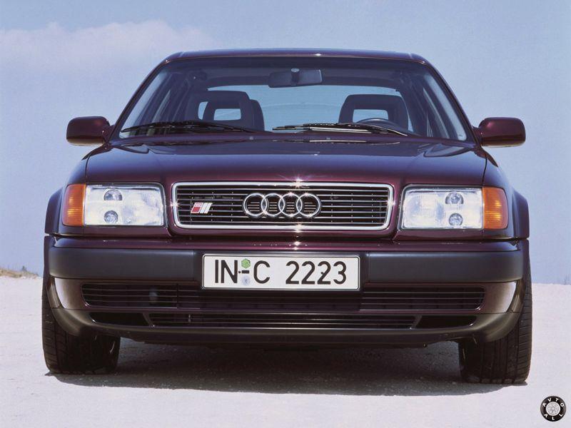 Audi 100 фото