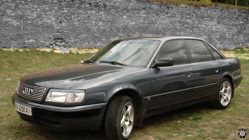 Audi 100 тюнинг