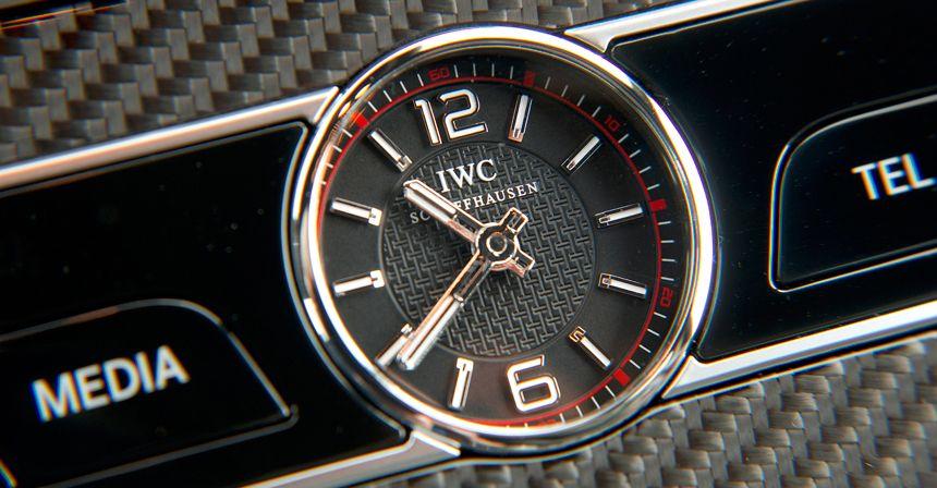 Mercedes AMG E 63 S часы
