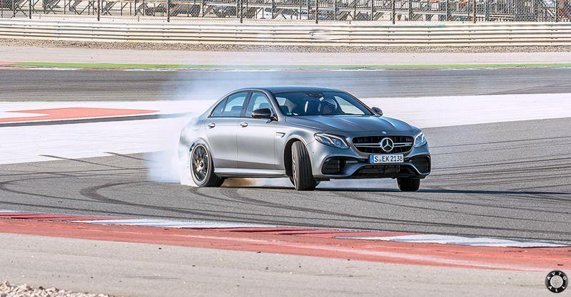 Mercedes AMG E 63 S фото