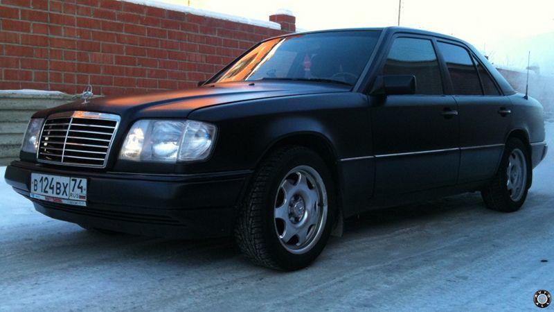 Mercedes W124 кузов