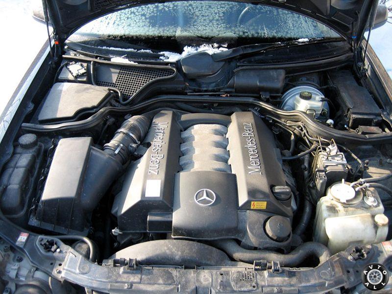 Mercedes w124 M119