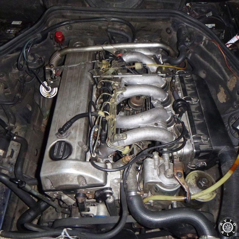 W124 дизельный мотор