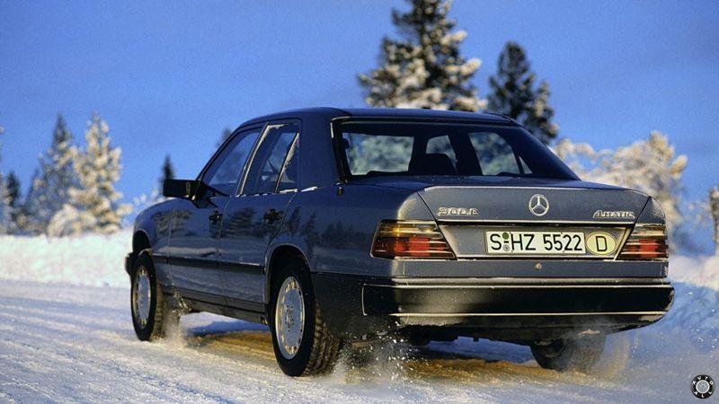 W124 фото
