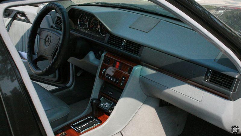 W124 салон