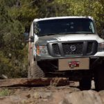 Из полноразмерного вэна Nissan NV сделали внедорожного монстра Nissan NV CargoX