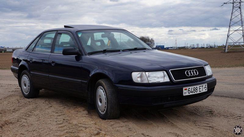 фото Audi 100 C4
