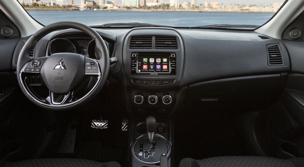 Американский офис Mitsubishi опубликовал данные о новой версии компакт-кросса ASX