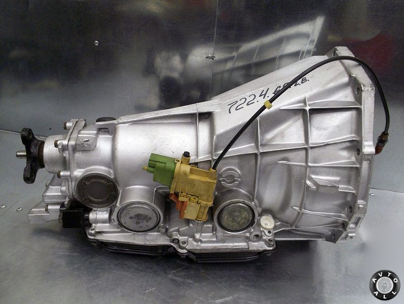 mercedes w124 коробка АКПП