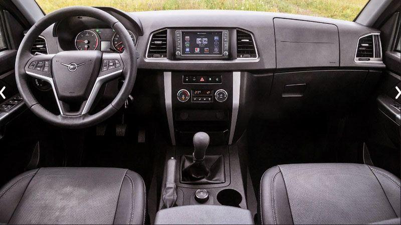 Новый УАЗ Патриот в новом кузове