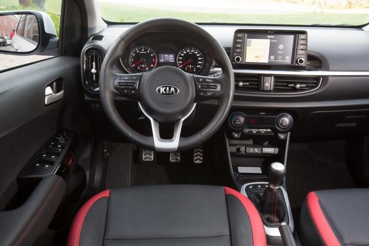 Корейцы представили компактный хэтч Kia Picanto третьей генерации
