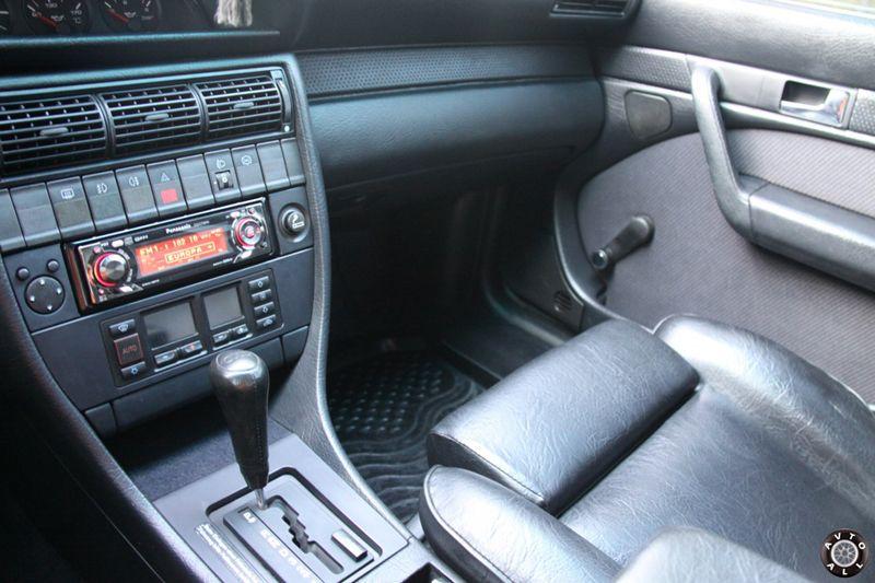 Салон Audi 100 c4 фото