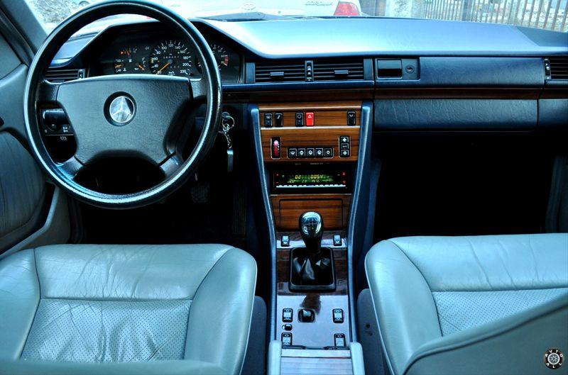 салон E-class W124