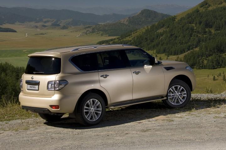 Nissan, контролирующий сегодня Mitsubishi, собирается выпускать новый Pajero