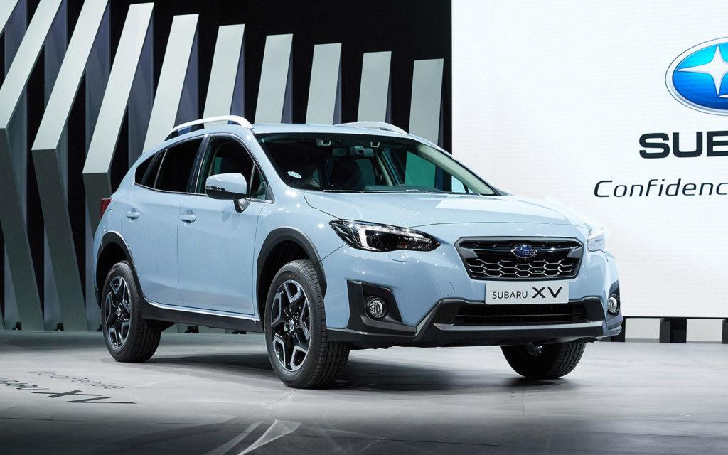 Новопоколенный компакт-кросс Subaru XV получил радикально жесткий кузов