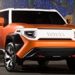 Японские инженеры представили молодежный концепт-кар Toyota FT-4X