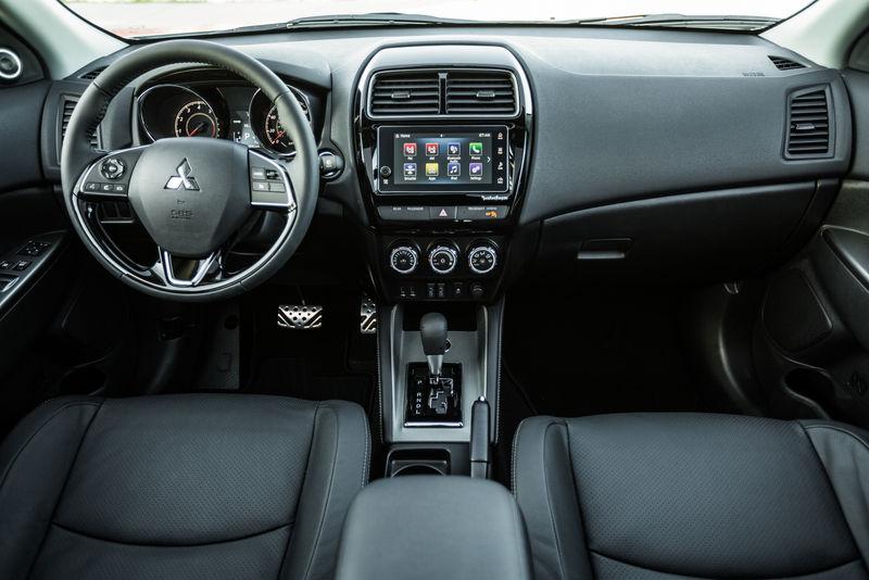 Официальное представительство Mitsubishi в России ведет переговоры о поставках к нам обновленного кроссовера ASX