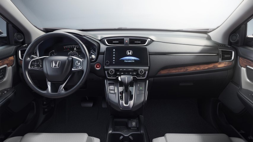 Новопоколенный паркетник Honda CR-V для нашего авторынка начали собирать в Америке