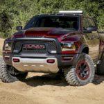 Компания Ram обещает выпустить брутальный грузовик Rebel TRX уже до конца этого года