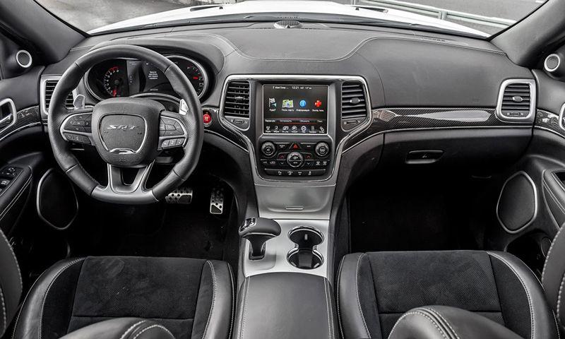 jeep srt