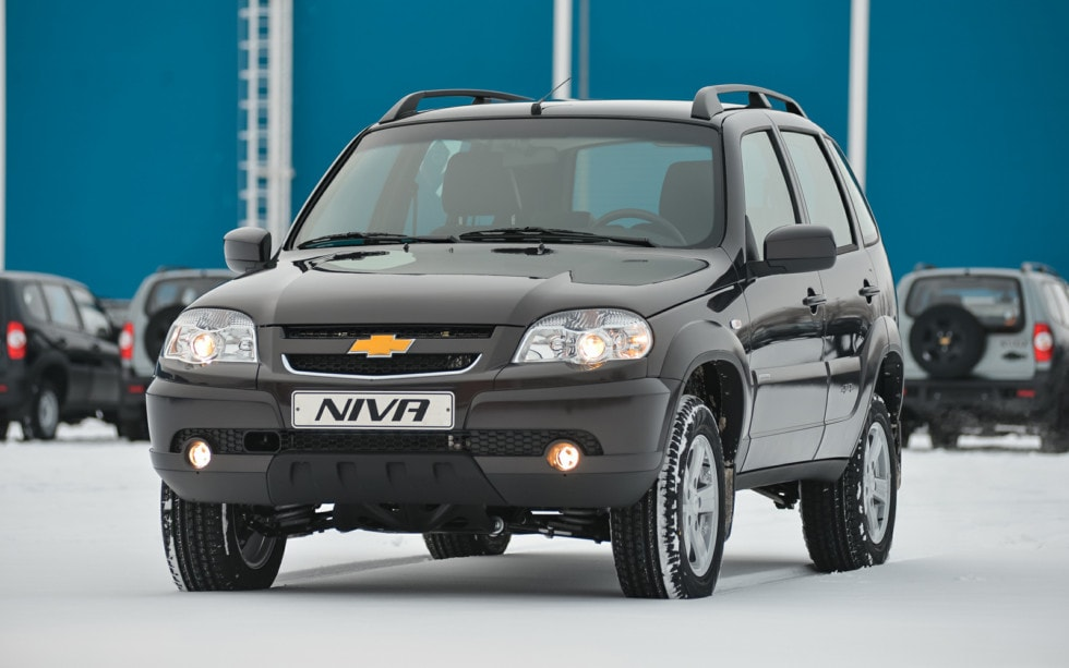 Руководство GM-Avtovaz объявило апрельские скидки на Chevrolet Niva