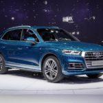 Новый Audi Q5 фото