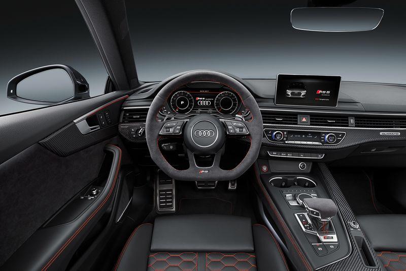 Пятая Эр-Эска Audi Coupe доехала до российских автодилеров
