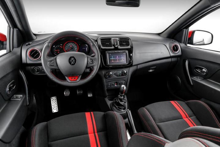 Специальный офис Renault Sport выпустил ограниченным тиражом Renault Sandero RS