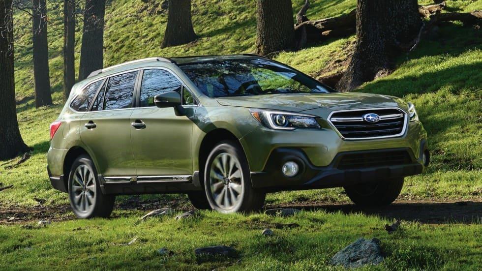 Известны цены на внедорожный универсал Subaru Outback 2018